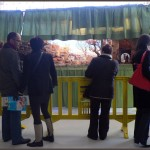 Estación de FEVE - Belén bíblico
