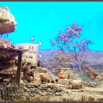 Ermita de Áriz-Basauri - Belén tradicional