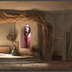 Museo de Pasos - Anunciación a la Virgen