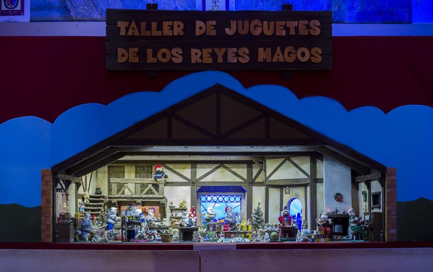 TALLER DE LOS REYES 1